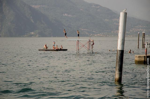 Lago di Garda viaje norte de Italia