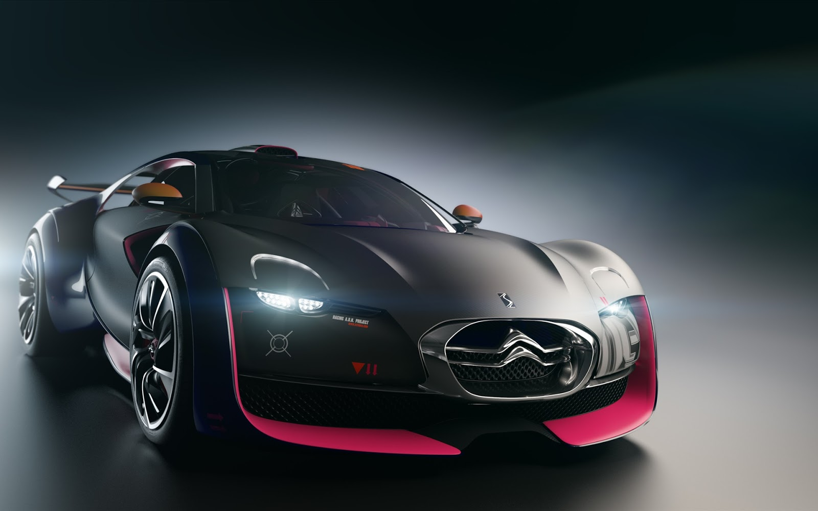 Citroen Survolt Concept Car Wallpapers Hd Emran Hasmi Wallpaper