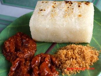 Resep Membuat Ketan Bakar Special Komplit Jajanan Tradisional Bandung