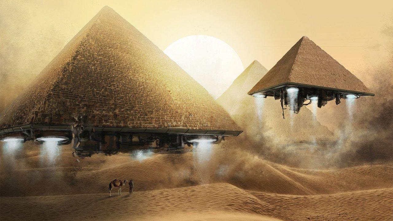 ¿De esta manera se construyeron las Pirámides de Egipto?