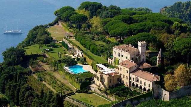 Villa Cimbrone em Ravello