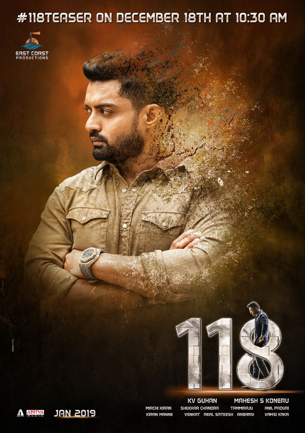 118 (2019) Telugu 720p Proper HDTVRip 1.2GB Free Download