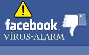 ΣΥΝΑΓΕΡΜΟΣ για τους χρήστες του facebook! Νέος επικίνδυνος ιός!