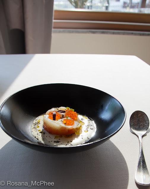 Alameda Michelin star restaurant by Hot&Chilli blog