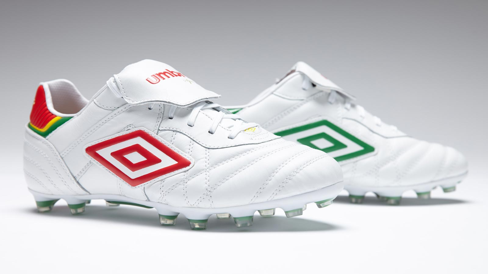 wholesale dealer 0121c 5b99e Umbro Speciali Eternal Pepe Edition - White   Red   Green   Yellow