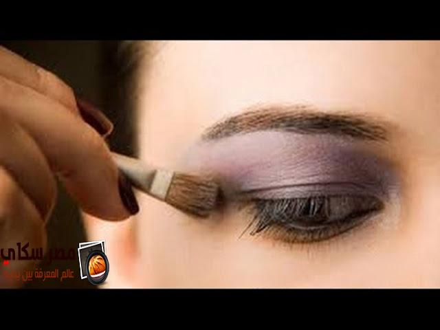 حل مشاكل تحديد العين بالماسكارا وظل الجغون وأحمر الشفاه Mascara