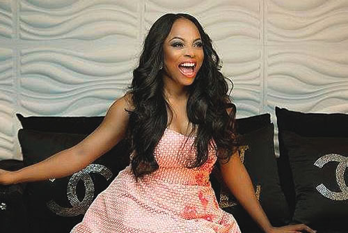 It is laughable to say I have a child – Toke Makinwa