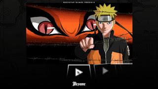 GTA SA Android MOD Naruto apk + Data