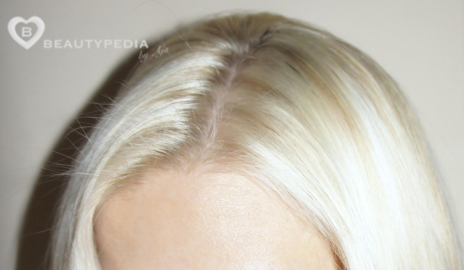 melírovací barva na vlasy