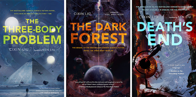 three-body problem series