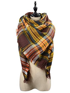 fall scarf affordable