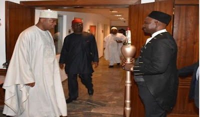 How Buhari's Men Plotted To Sack Saraki Yesterday But Failed