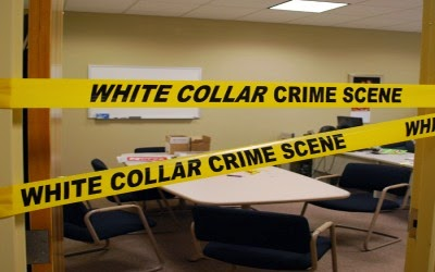 White Collar Crimes, Meaning,definition, examples, types