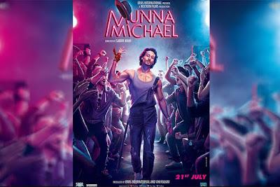 Munna Michael Poster Image