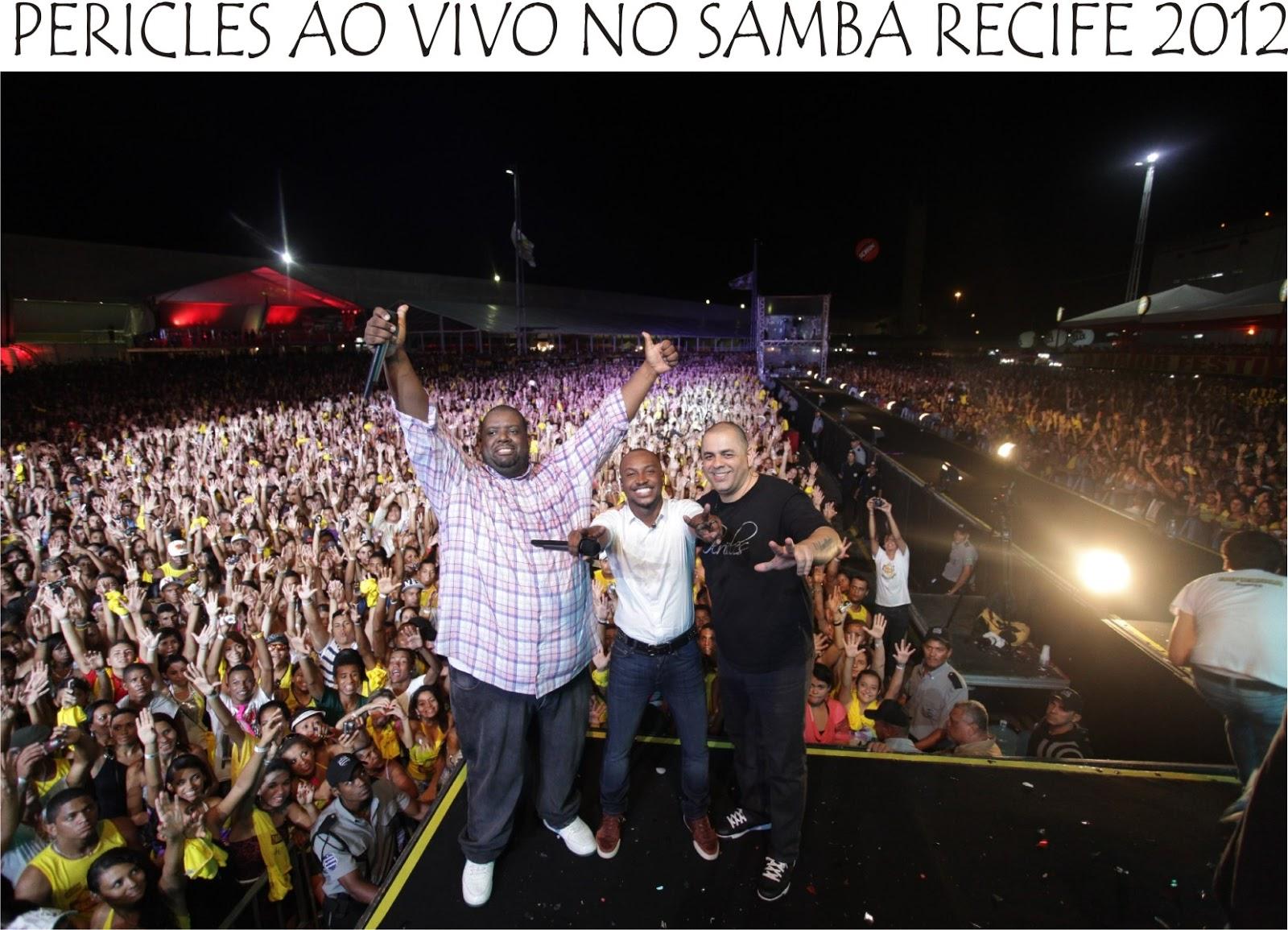 cd de sorriso maroto no samba recife 2012