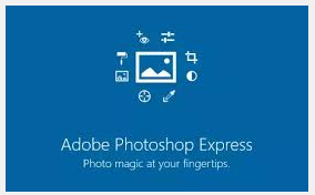 Adobe Photoshop Express v2.6.3Apk For Android Download