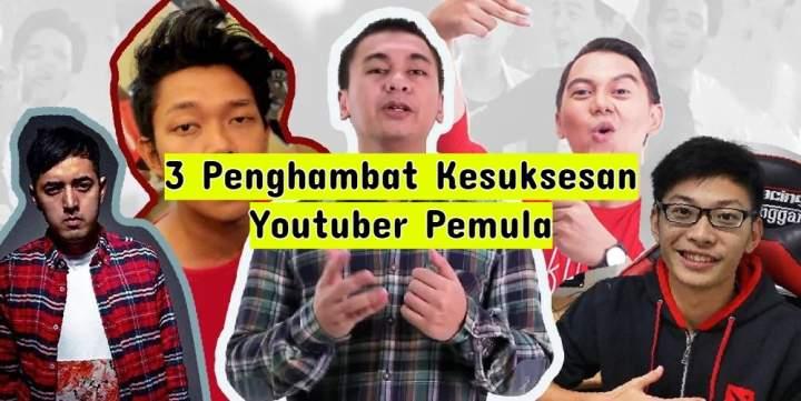 tips youtuber pemula