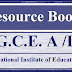 Resource Books - G.C.E.A/L (NIE)
