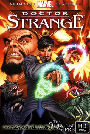 Doctor Strange (2007) [1080p] [Latino-Ingles] [MEGA]