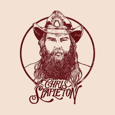 Chris Stapleton - From A Room: Volume 1 - Album Download, Itunes Cover, Official Cover, Album CD Cover Art, Tracklist