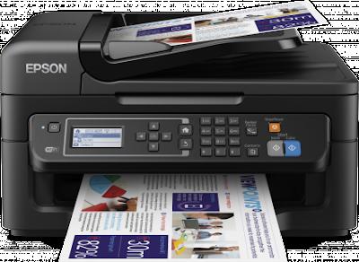 Epson Workforce WF-2630WF Driver Downloads