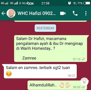 Warih-Homestay-Testimoni-Dr-Hafizi