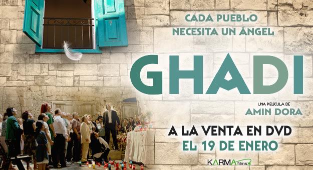 Concurso 'Ghadi': Tenemos para vosotros DVDs de la película de Amin Dora