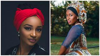 Rahama Sadau Da Nafisa Abdullahi