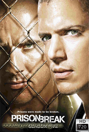 Prison Break Temporada 5 [720p] [Latino-Ingles] [MEGA]