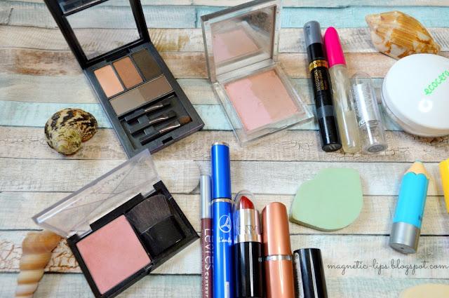 kosmetyki makijażowe blog