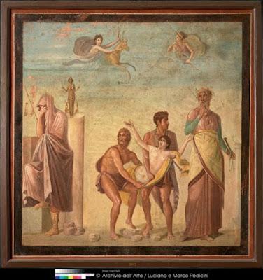 Η ζωγραφική της αρχαιότητας