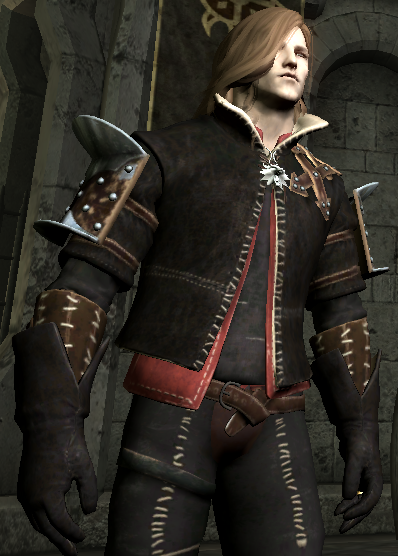 Skyrim Mods Highlights: Lambert Armor