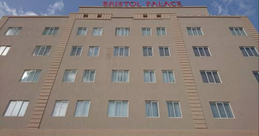 Hearts and Crafts: JIB CRAFTS - BRISTOL PALACE HOTEL, a home away from home
