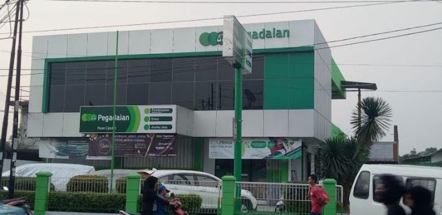 Kantor Pegadaian Cabang Pasar Ciputat Terancam Disegel, Sering Bikin Resah Warga!