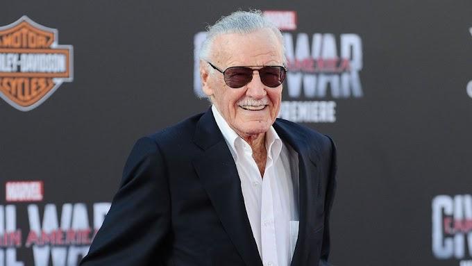 Lagenda Komik Marvel, Stan Lee Meninggal Dunia