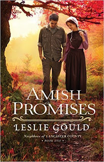Review - Amish Promises by Leslie Gould