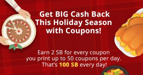 Earn Big by Couponing with Swagbucks!