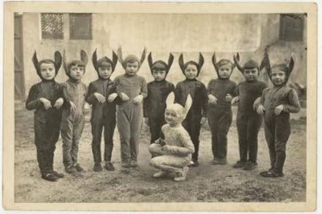 Creepy Vintage Halloween Costumes 1880-1930  sc 1 st  Touring Instability - WordPress.com & vintage halloween costumes | Touring Instability
