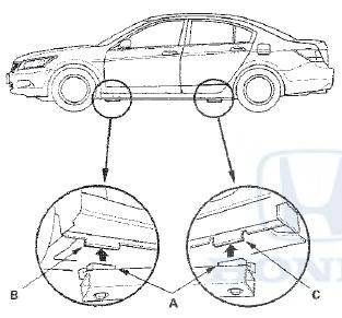 repair-manuals: Honda Accord 2008-09 Repair Manual