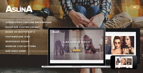 Best Responsive One Page Portfolio Theme