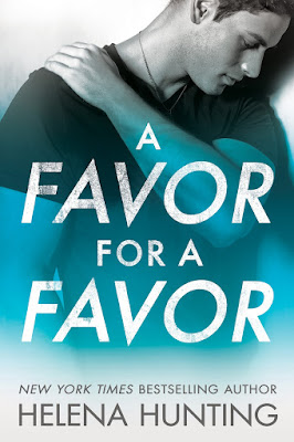 New Release Spotlight: A Favor for a Favor by Helena Hunting