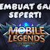 Cara membuat game seperti mobile legend Part 1
