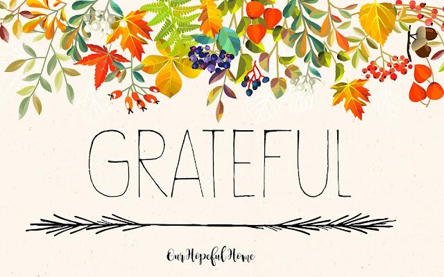Grateful free fall printable