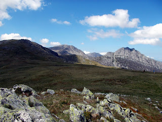 peaks of the glyders snowdonia