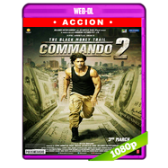 Commando 2 (2017) WEB-DL 1080p Audio Dual Latino-Ingles