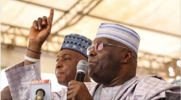 Atiku warns INEC, security agencies against rigging