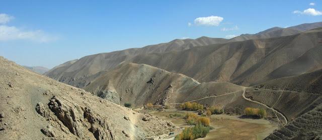 Territorio del Estado de Afganistan
