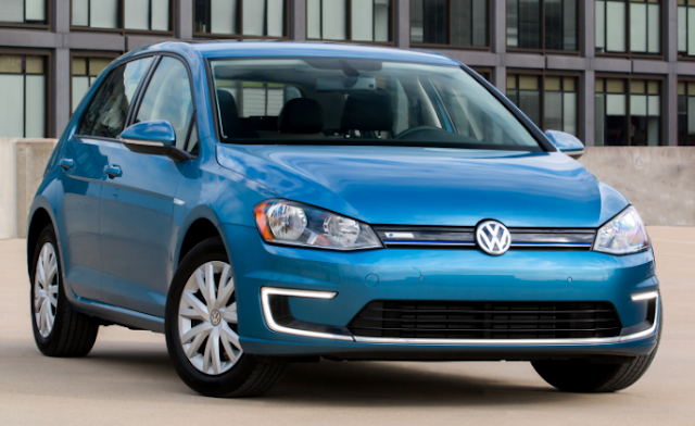 2017 Volkswagen e-Golf EV Review