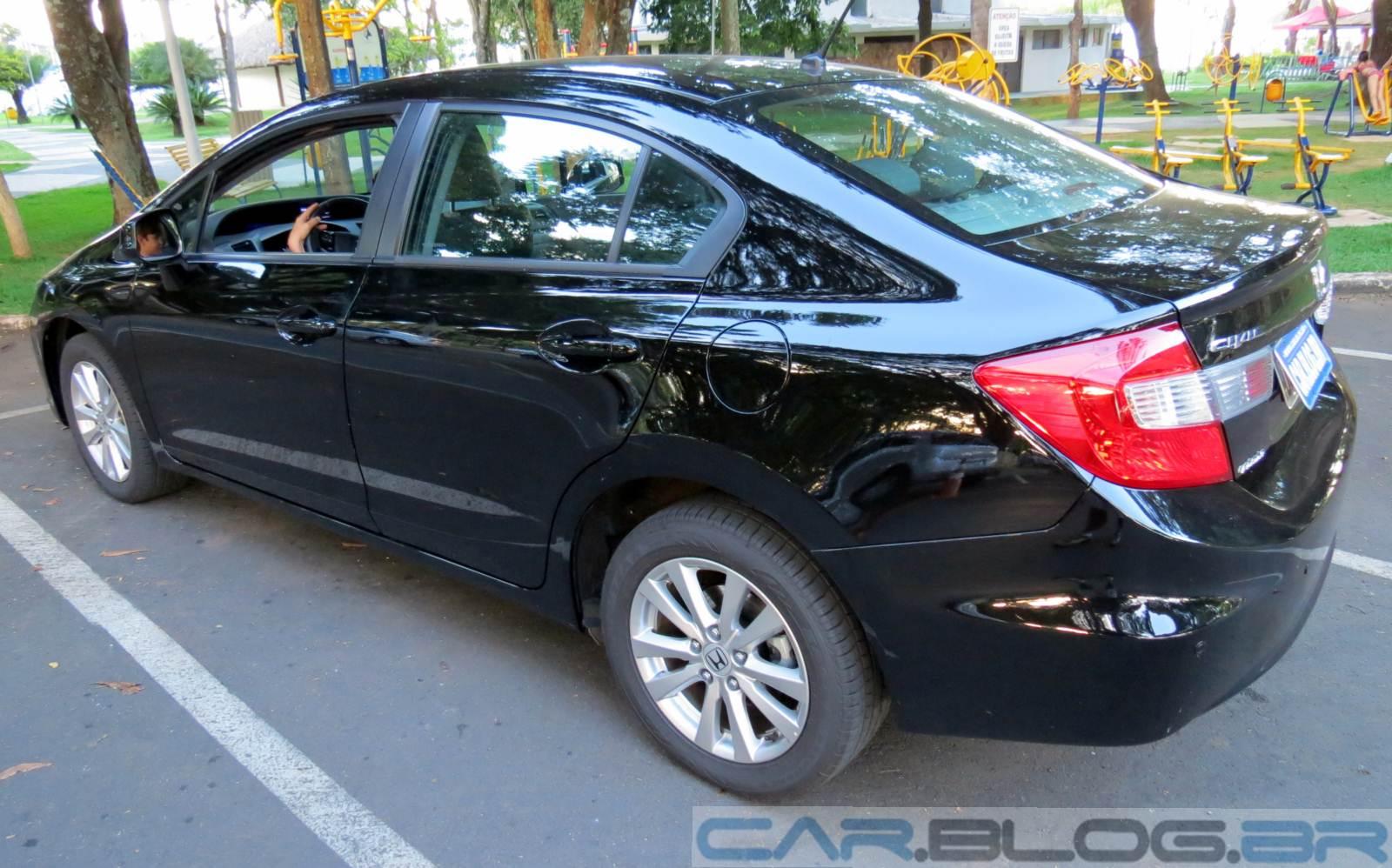 Honda Civic LXS 2012 Manual