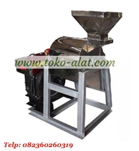 Mesin penepung (hammer mill) stainless steel)